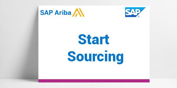 SAP Ariba, start sourcing, solution sap ariba ETI, consultants SAP Ariba, solutions digitales achats