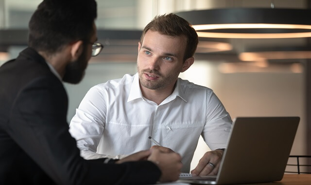 Chez un consultant digital, la qualité d'écoute prévaut